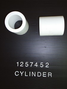 "1257452 Ceramic Cylinder With 2 1/4"" ID Used in L1118 and W1118 Pumps-0"