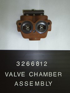 3266812 Valve Chamber Assembly A04 Heavy Duty Chamber with Valves included internally.-0