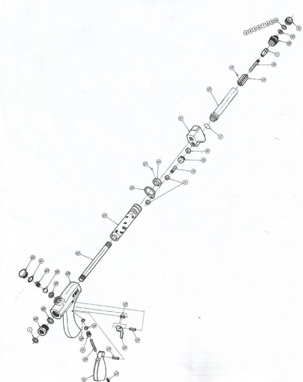 785 Gun Assembly