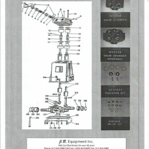 E0413/R20 Pump Parts-0
