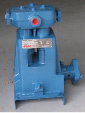 E0413 Pump with spline shaft
