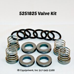 5251825 Valve Kit Used in R10, A04 Std, R2020 (2 req) and E04 Std. (2 req)-0