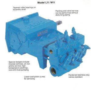 L1122 BCD FMC Pump
