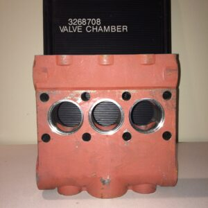 3268708 HD Valve Chamber Used in L06 and L09 Pumps-0