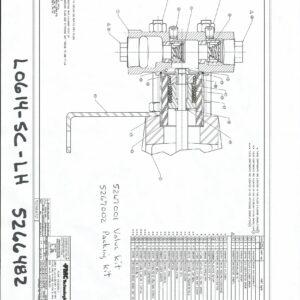 L0614 SC Pump Parts-573
